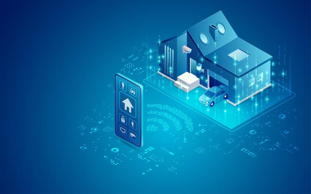 בית חכם אלחוטי דיגיטלי
